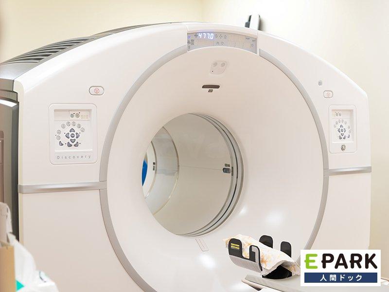 日本医学放射線学会認定「放射線科専門医」資格を持つ医師が検査を担当