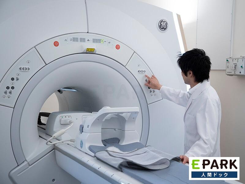 MRI・MRA機器を用いて、疾患リスクを詳しくチェック