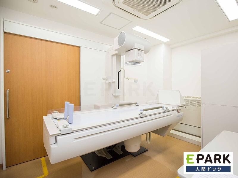 胃部X線検査を行います。