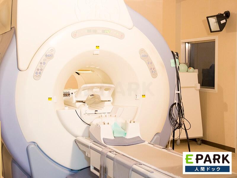 脳卒中リスクを調べる「脳ドックコース」および「半日+脳ドック」も設定