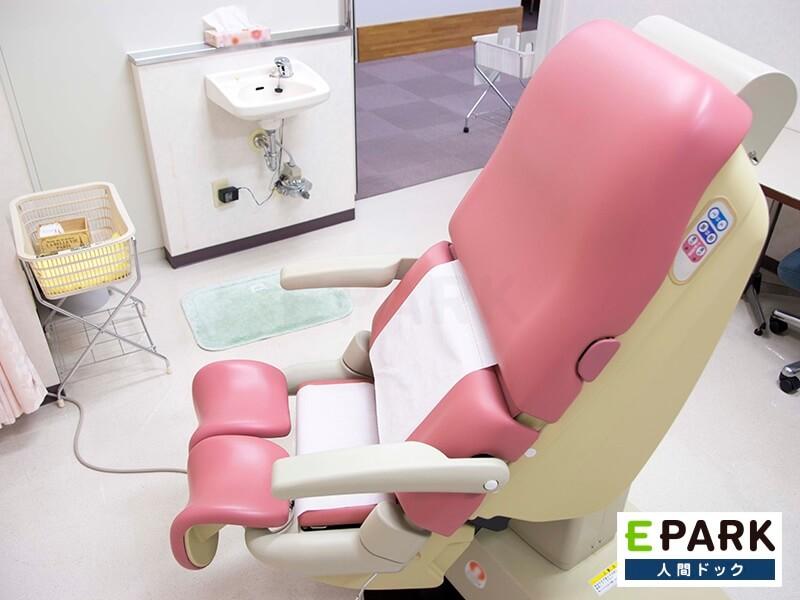 子宮がん検診も行っております。
