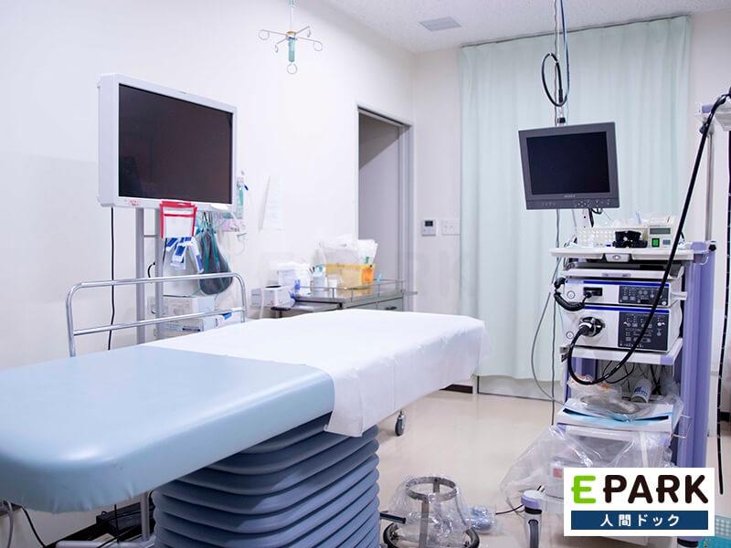 人間ドックでは胃の検査を胃カメラで行うコースもあります。