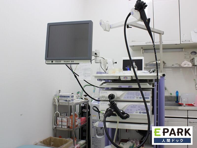 毎週火曜日に実施している胃カメラでは、希望すれば鎮静剤も投与します