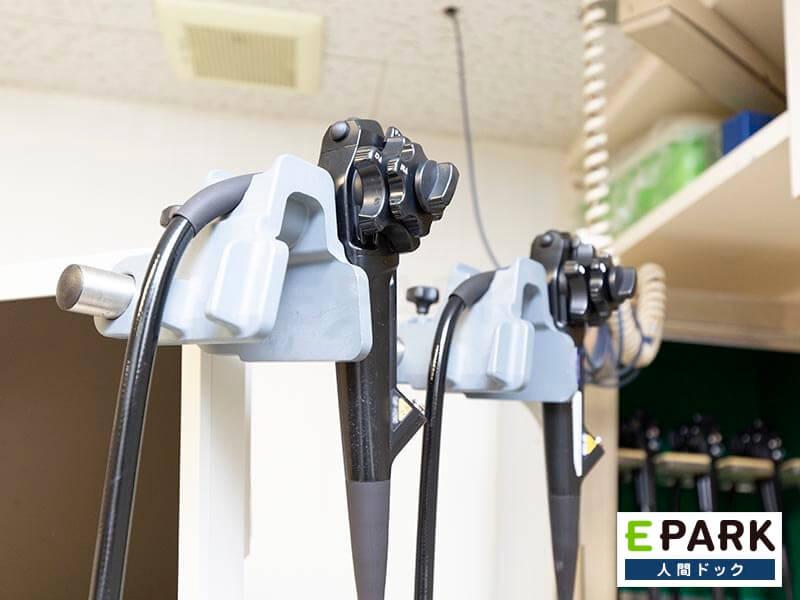 消化器内視鏡分野に精通する医師による胃カメラ検査