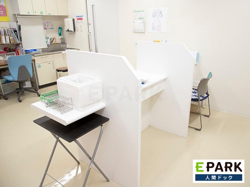 「胃部X線検査」・「胃カメラ」を選択可能。総合的に健康チェックする人間ドック