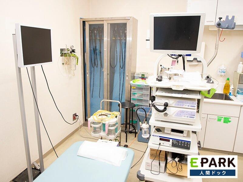 受診者のニーズに応え、複数の検査コースを展開
