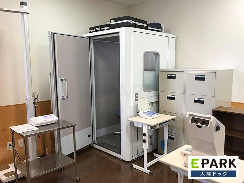 加納岩総合病院 健康管理室