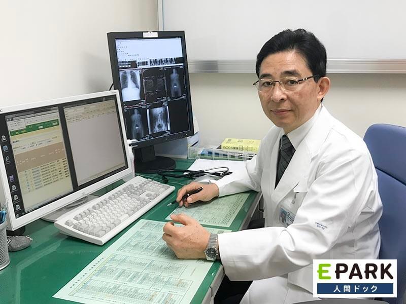 健康管理室 室長:稲田 秀俊 先生