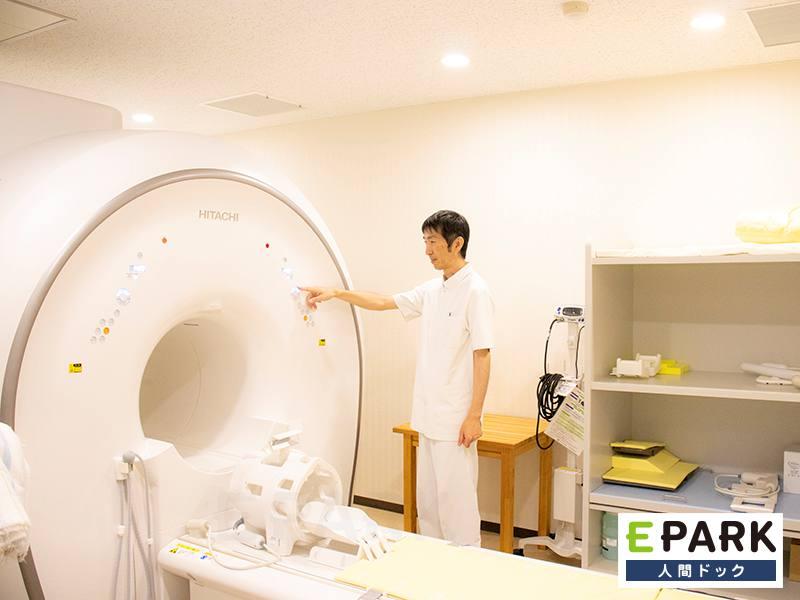 MRIを中心とした「シンプル脳MRIドック」「脳ドックA~D」