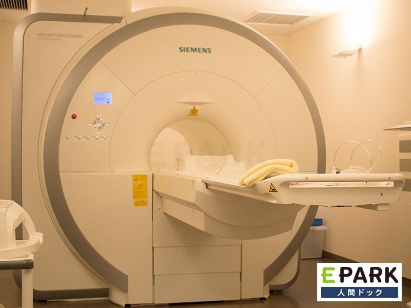 シーメンス社のMRIを導入。