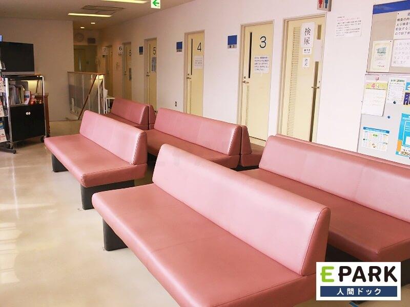 誤診や院内感染などに注意を払い、受診者の健康を支えています。