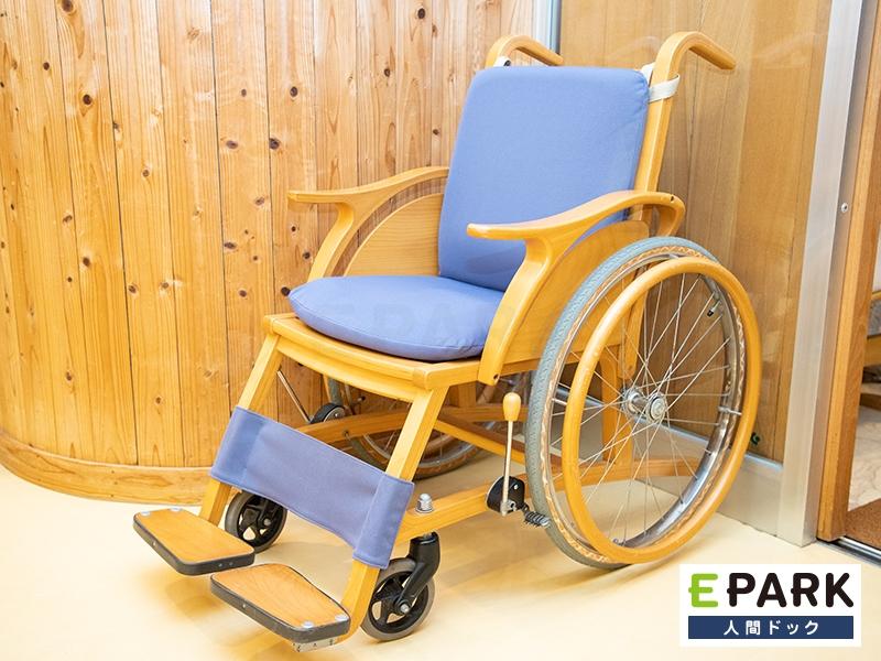 車いすをご利用いただけます。