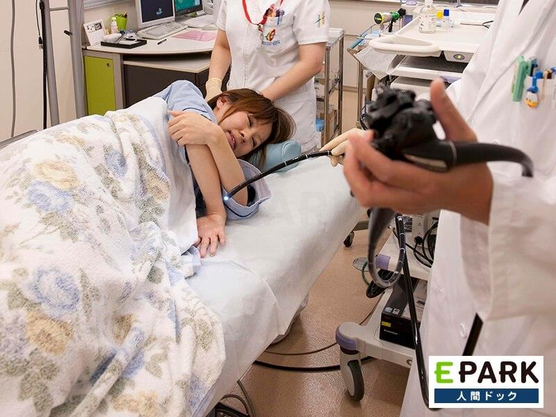 内視鏡検査による病気の早期発見と早期治療に取り組みます