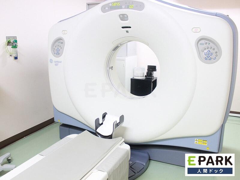 関野病院の充実し検査施設と豊富な検査項目