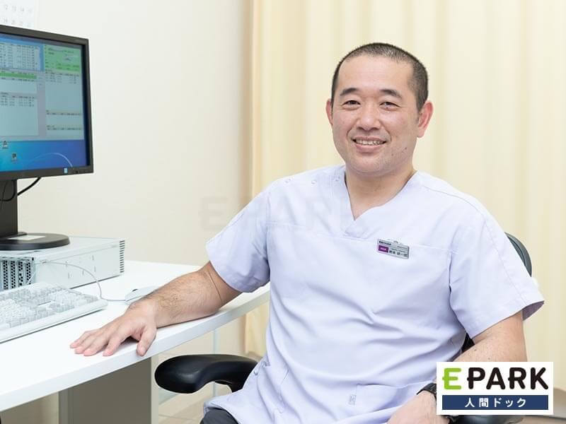 「肺がん検診」も実施/消化器分野の知見を胃カメラの読影でも活用