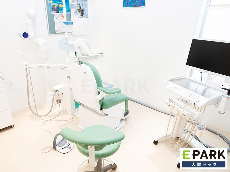 「2日(一泊二日)ドックコース」では歯科口腔健診がオプションで設定できます。