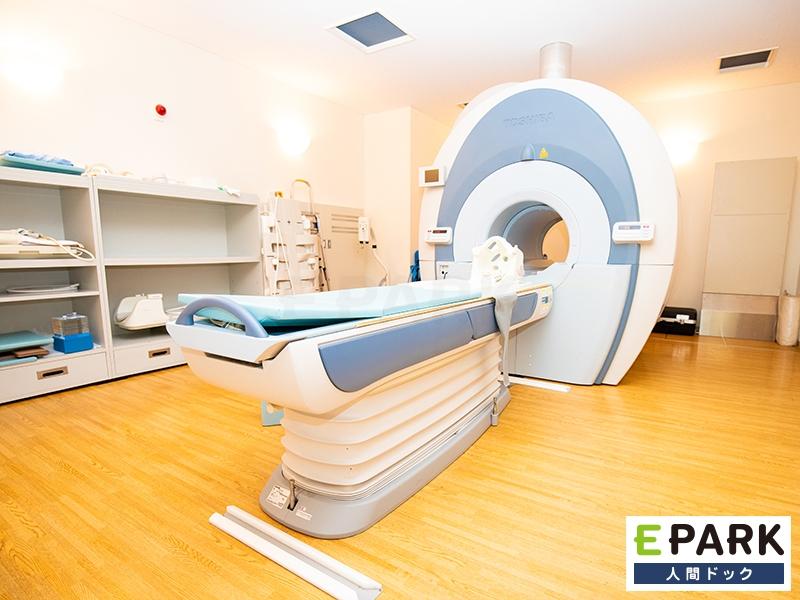 MRI検査を行います。