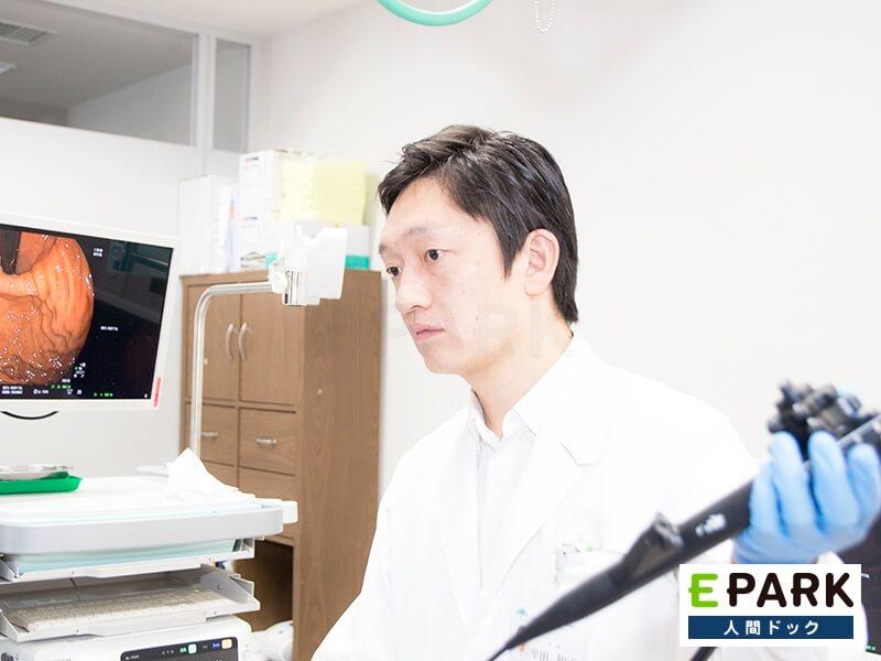 大腸カメラや女性向けの検査も用意しています。