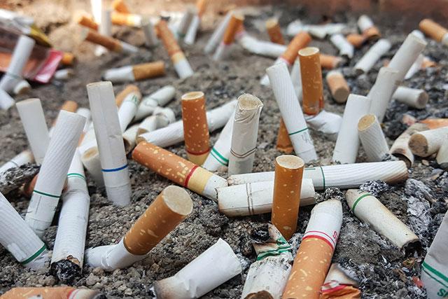 喫煙開始時期が早い人や喫煙歴が長い人、1日に吸うタバコの本数が多い人ほどCOPDになるリスクは高い