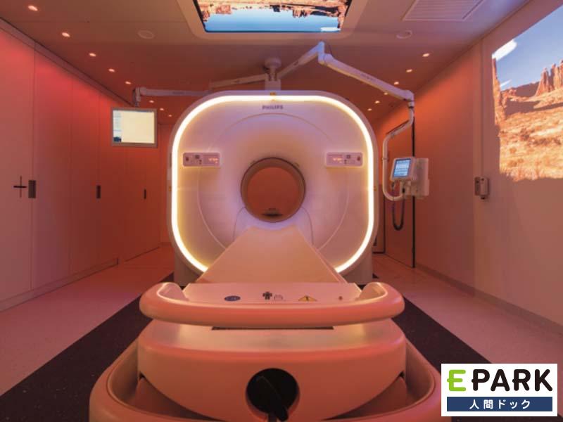 がんの全身検索に有用とされている、デジタルPET-CTを導入しています。