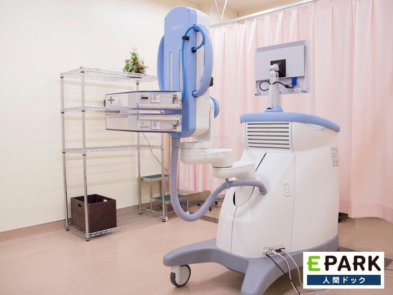 乳房専用PETマンモグラフィ装置(PEM)です。