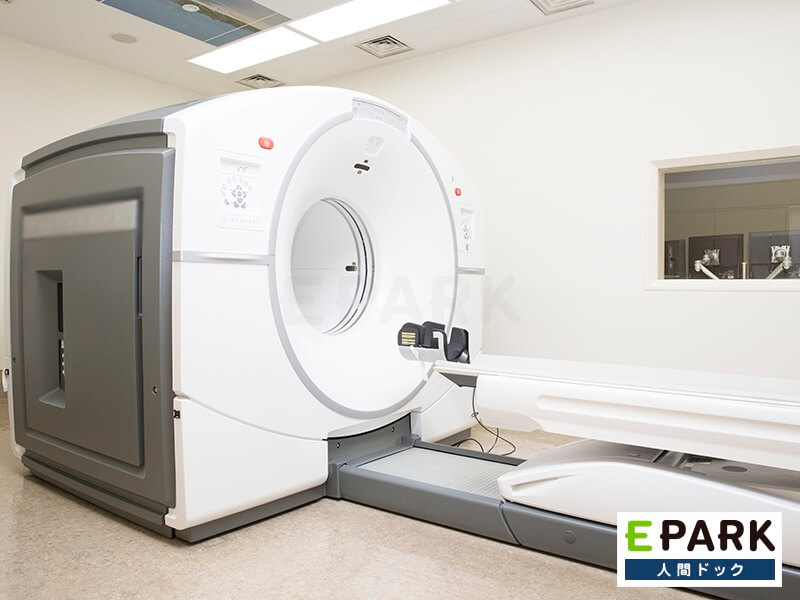四谷メディカルキューブのPET/CT検査装置