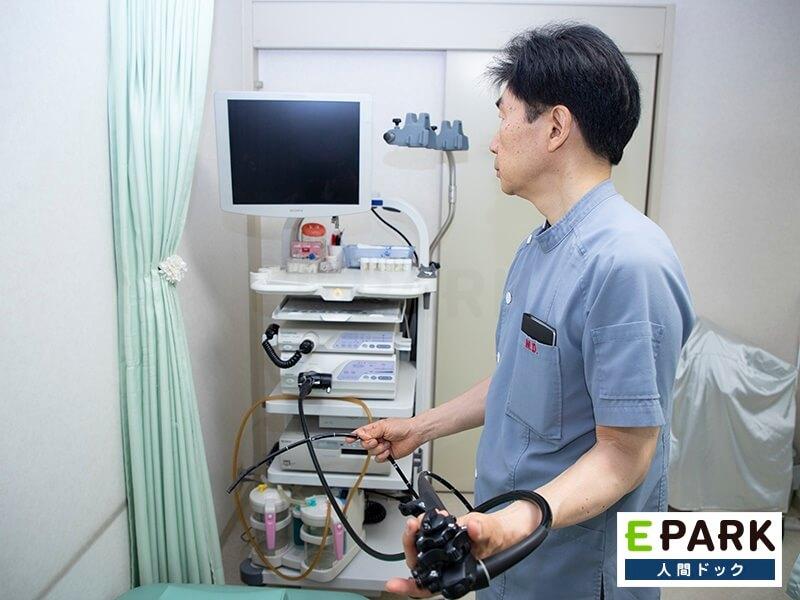 消化器内視鏡分野に強みを持つ特質が反映された「胃がん検診(胃カメラ)」