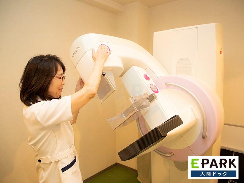 女性受診者への配慮/乳腺科の特徴