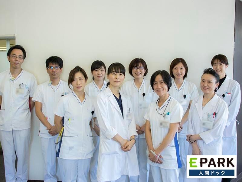共立蒲原総合病院健康診断センター