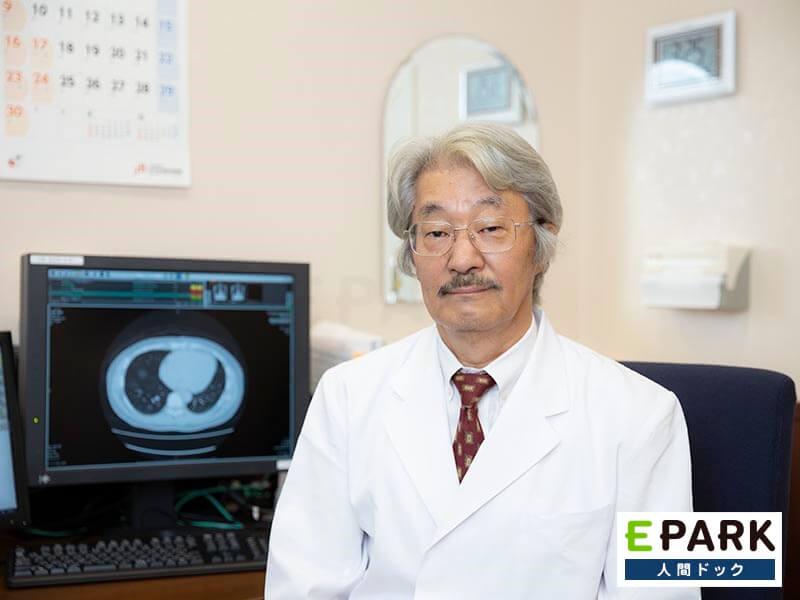 放射線科・健診センター長:中村 健治 先生