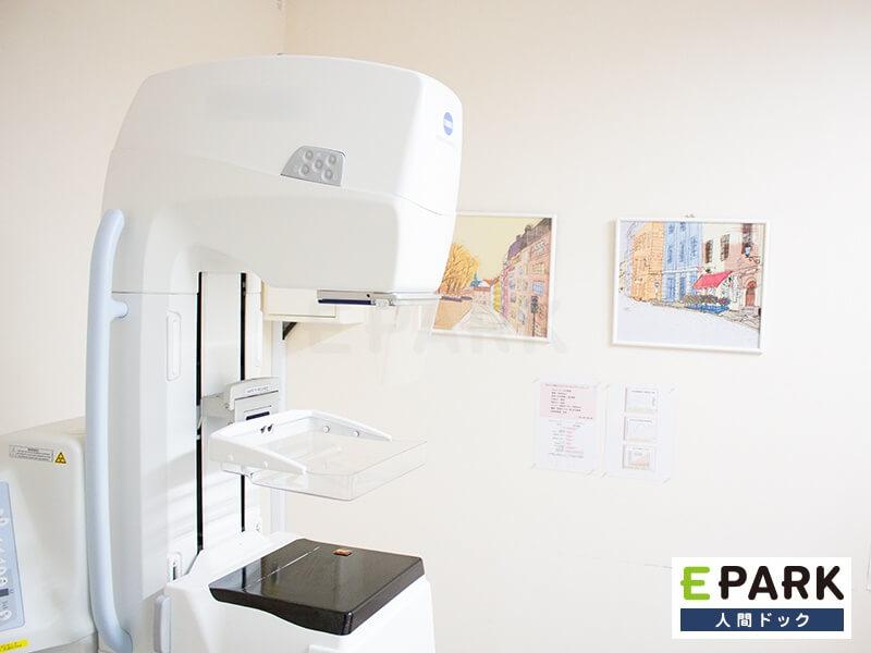 乳がん・子宮がんリスクを調べることを目的とする「婦人科検査」を設定