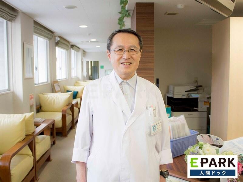 人間ドックが、受診者にとって自分の健康を振り返り、疾患を予防するきっかけになってほしいと考えています。
