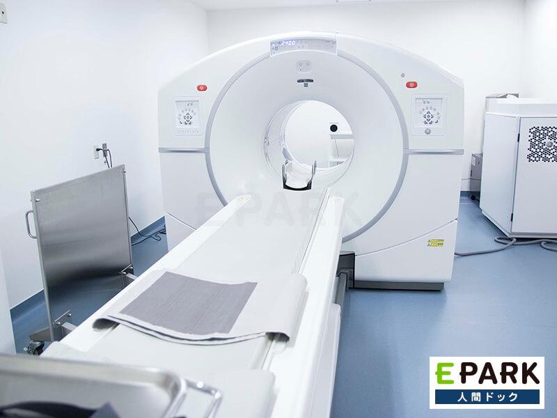 阪和インテリジェント医療センターのPET検査