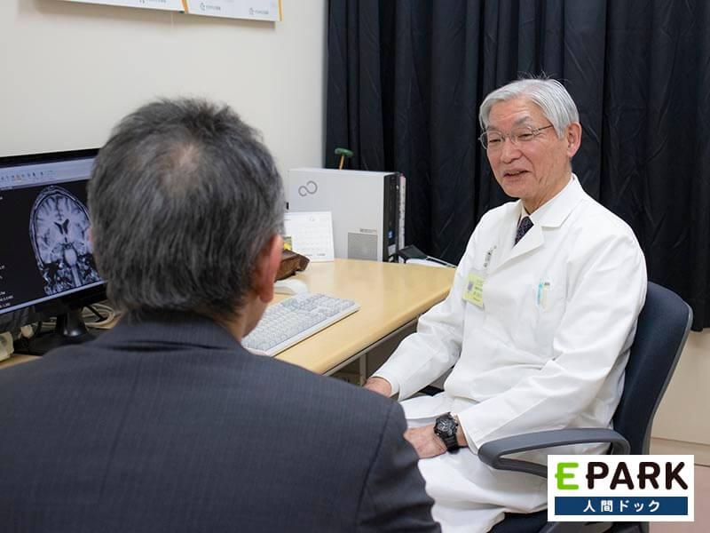 受診当日に判明する検査結果は受診者一人ひとりに説明するという配慮