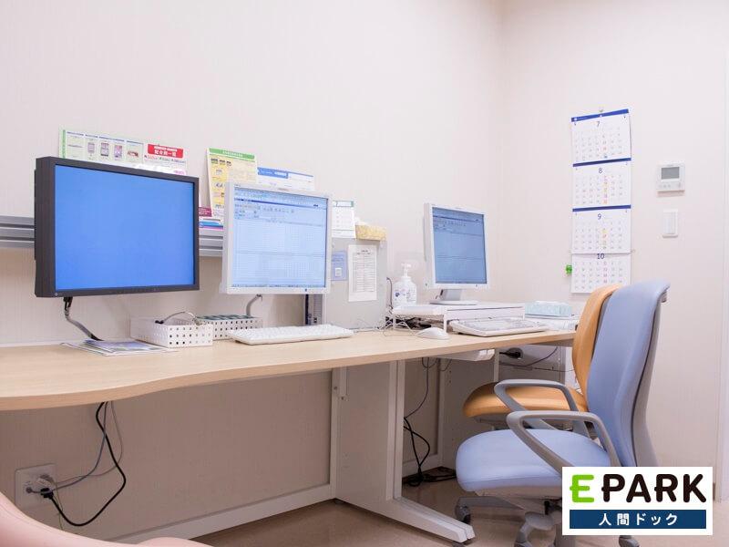 脳神経外科ブレインピア坂戸西の検査室の画像