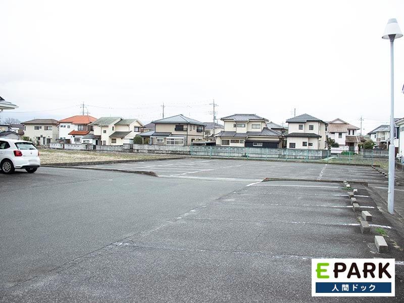駐車場もござます。