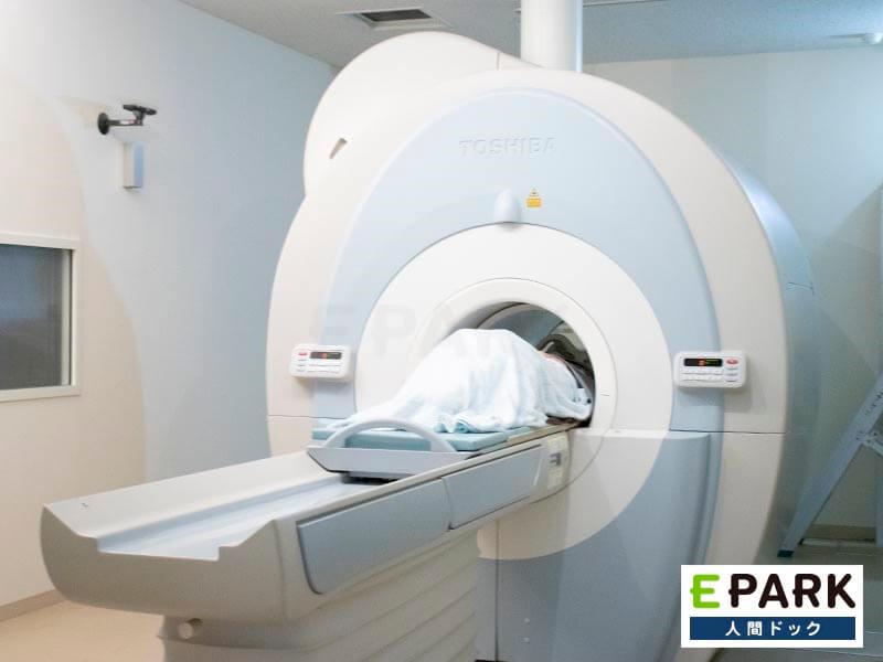 MRI検査機器です。