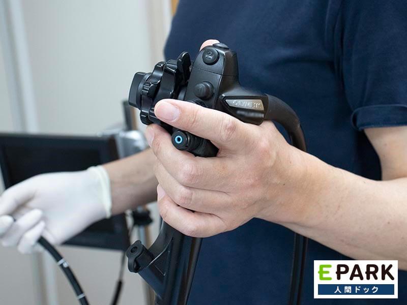 ご負担軽減のため、胃と大腸の内視鏡検査を同日に実施