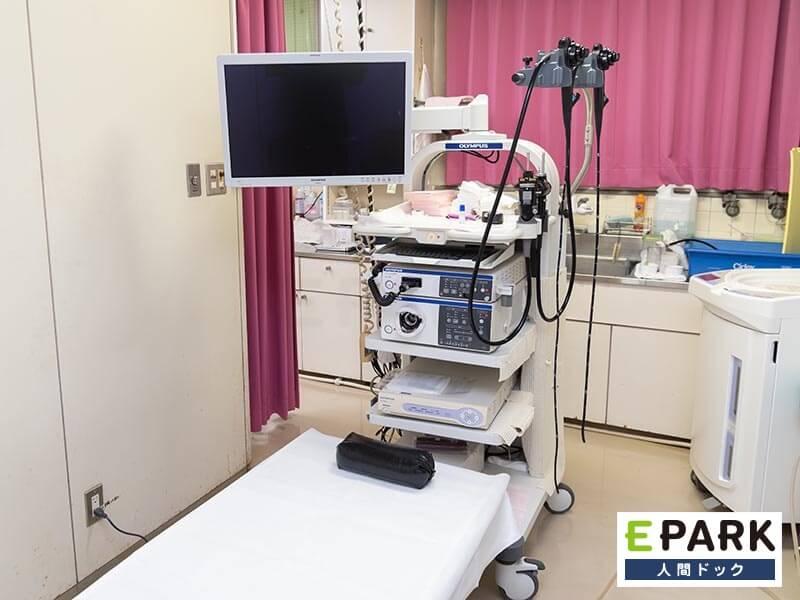 消化器内視鏡専門医が苦痛軽減に配慮して検査を実施