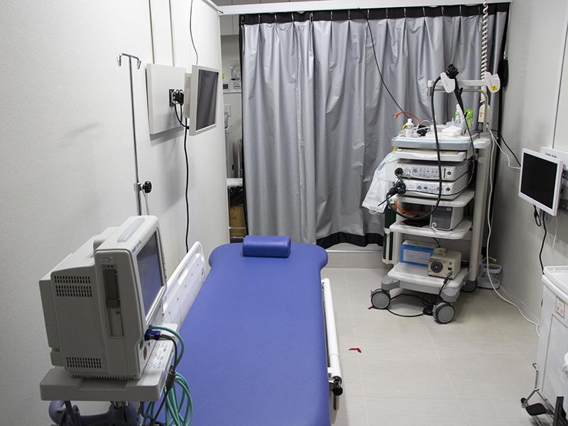 健康状態の総合チェックとして「人間ドック総合コース」を実施しています。