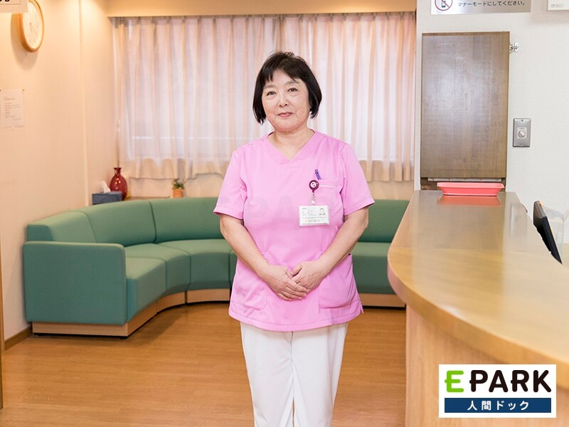 高井戸東健診クリニック 女性のためのがん検診フロア