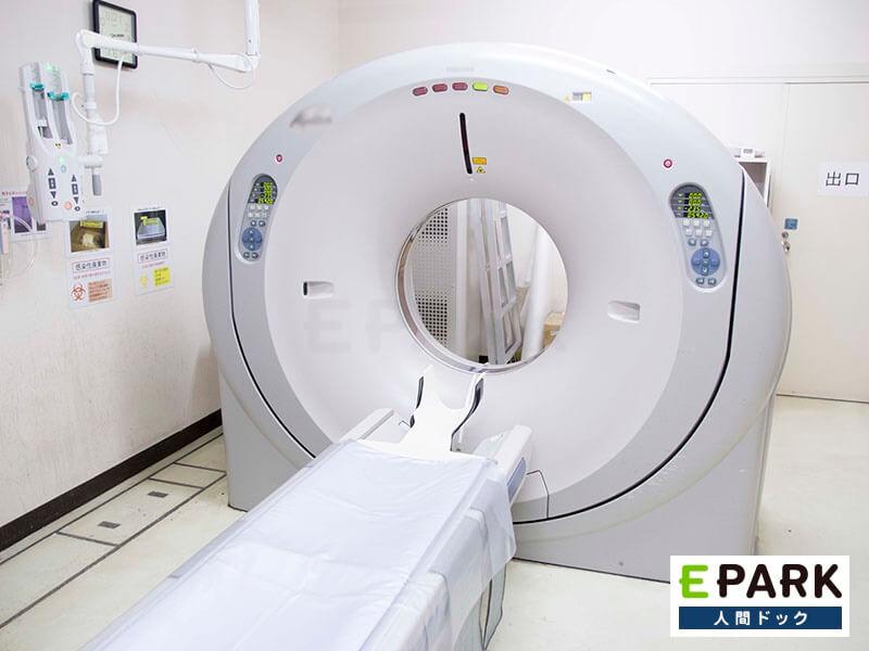 疾患の早期発見につながる、検査を心がけています