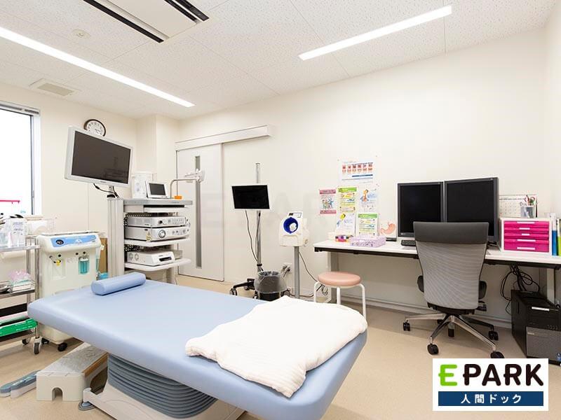 「胃カメラ」での受診も可能な人間ドックコース