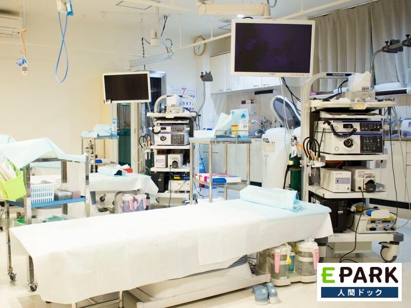 「大腸内視鏡検査」知見のある医師が対応/「胃カメラ」経口か経鼻を選択可能