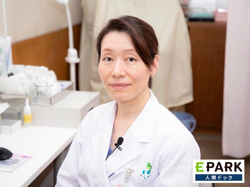 産婦人科部長:井澤 朋子 先生