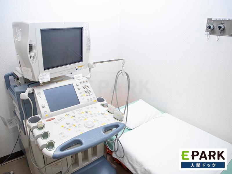 基本的な「視触診」「細胞診」に加え、エコー検査やHPV検査にも対応