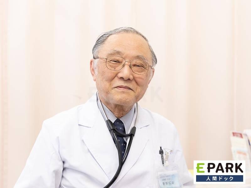 理事長:菱田 仁士 先生