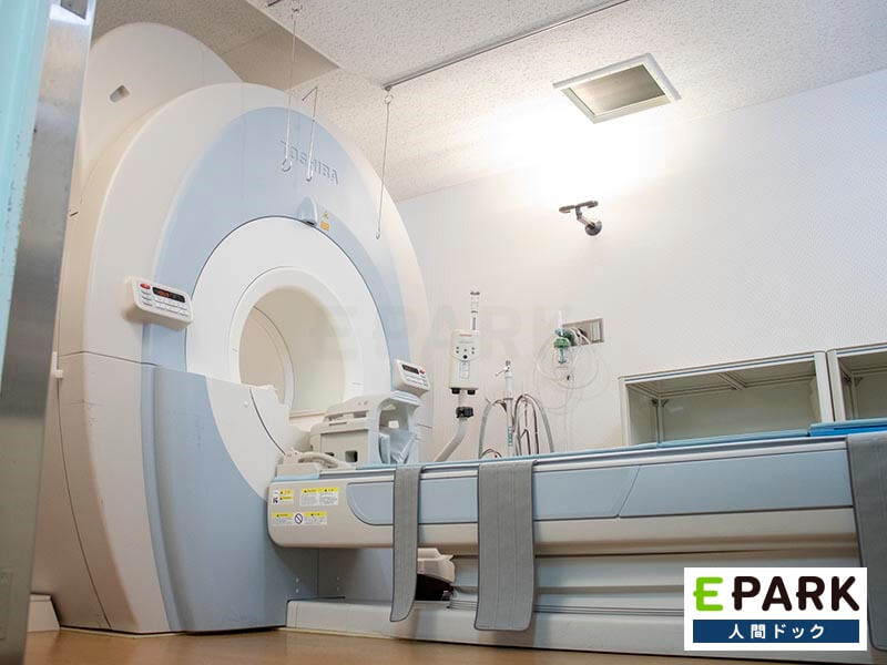 「脳ドック」や「肺がん検診」も検査コースに設定