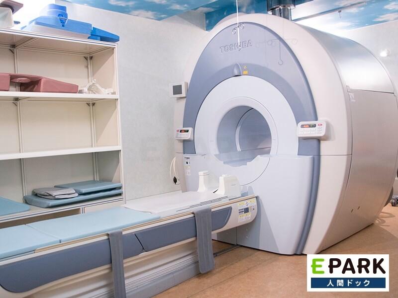 先進的な検査機器による脳ドックや肺ドックを実施しています。