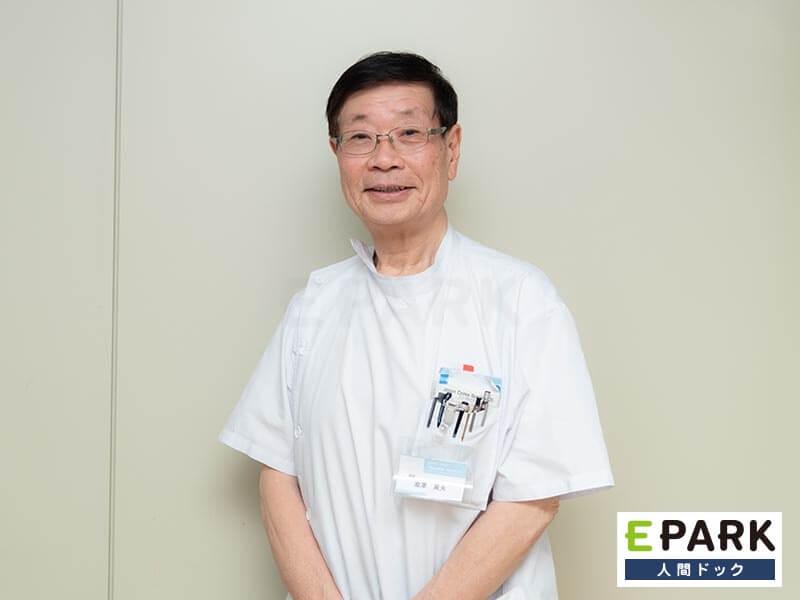 副院長:瀧澤 英夫 先生